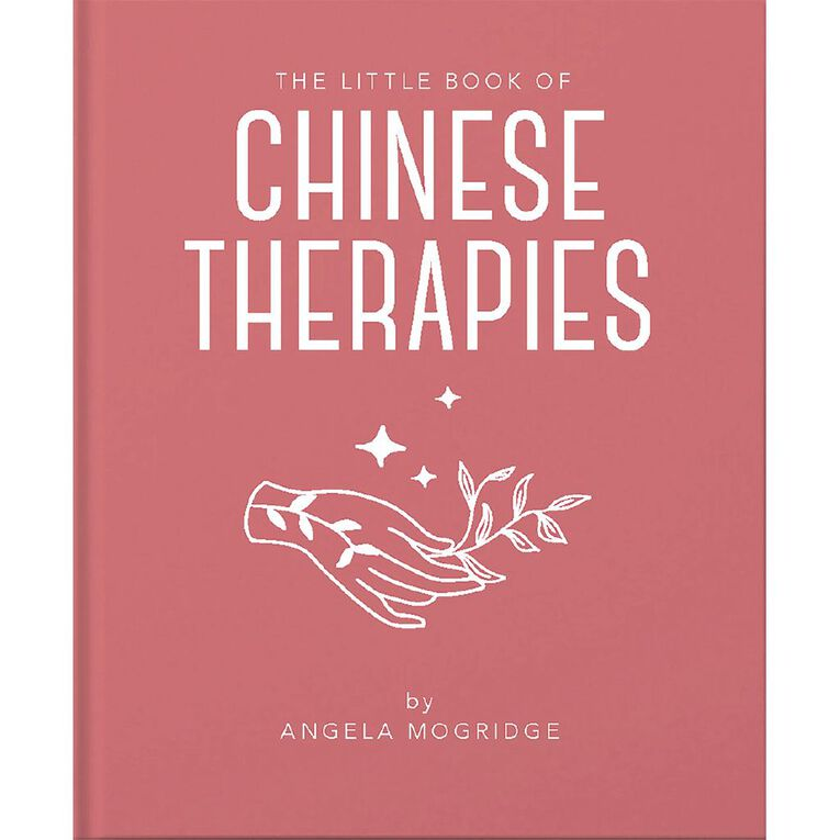 The Little Book of Chinese Therapies by Angela Mogridge, , hi-res