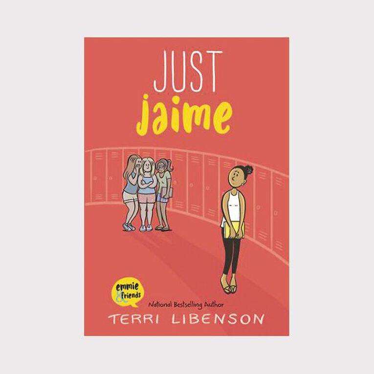 Just Jaime by Terri Libenson, , hi-res