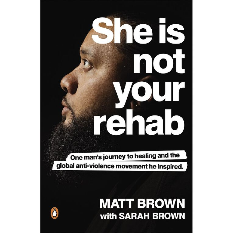She Is Not Your Rehab by Matt Brown, , hi-res