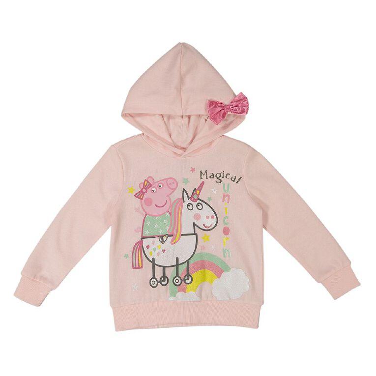 Peppa Pig Printed Sweatshirt, Pink Light, hi-res