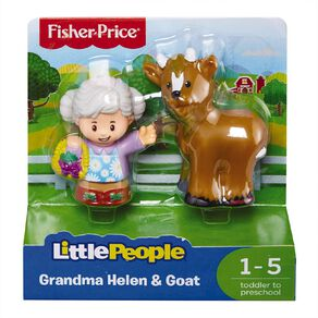 Fisher-Price Little People 2 Pack Figure Assorted