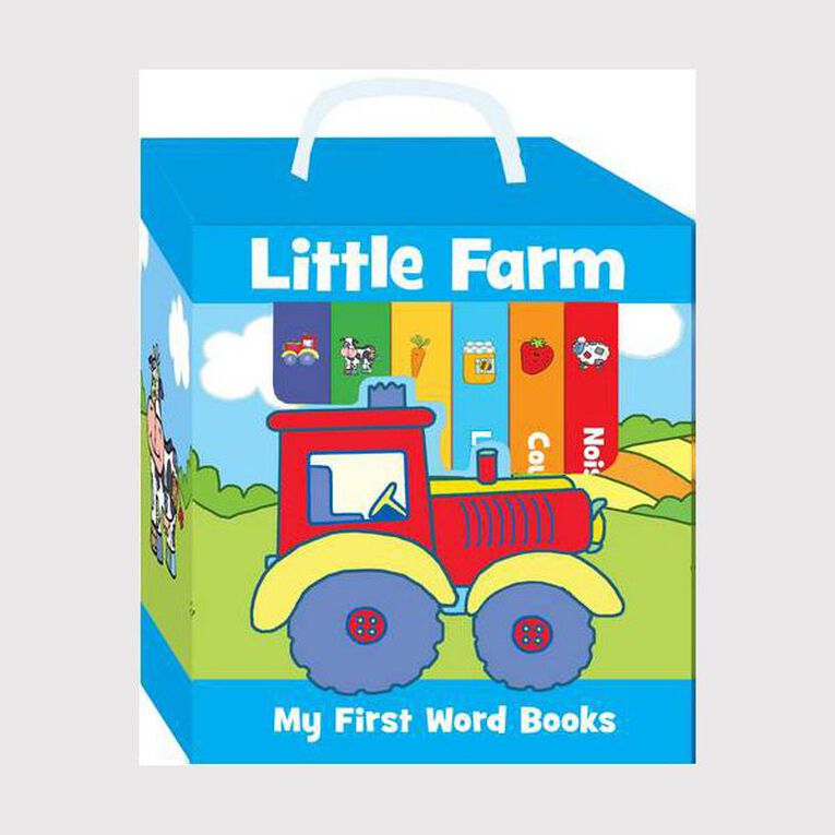 Look & Learn Little Farm My First Word Book Set, , hi-res
