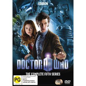 Doctor Who (2010) Season 5 DVD 6Disc