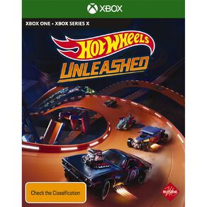 XboxOne Hot Wheels: Unleashed