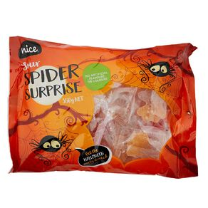Nice Sour Spiders Surprise
