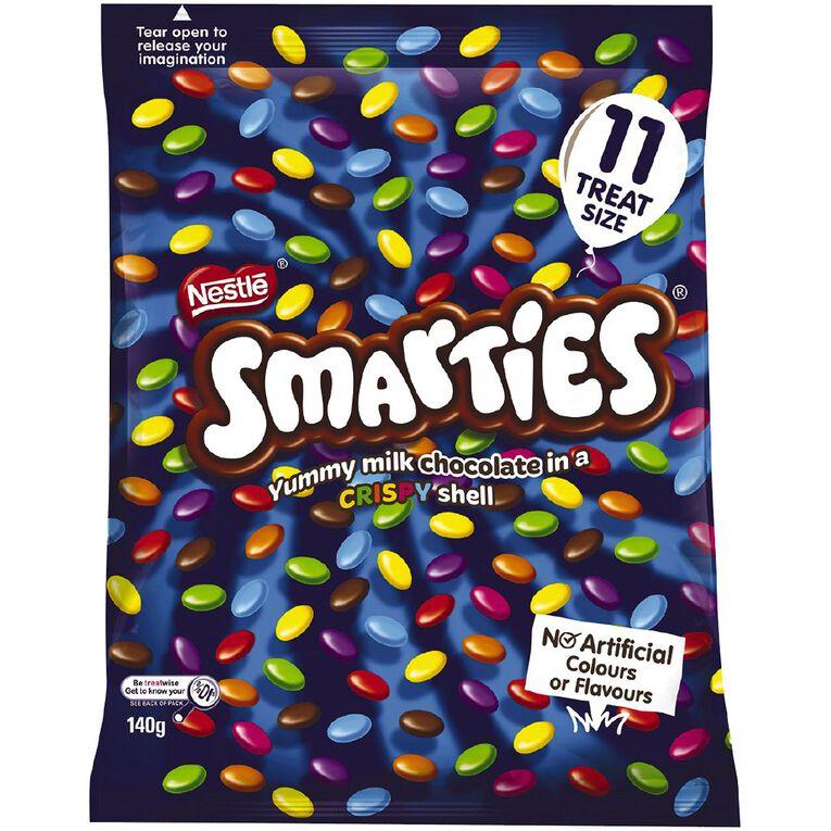 Nestle Smarties Fun Pack 140g, , hi-res