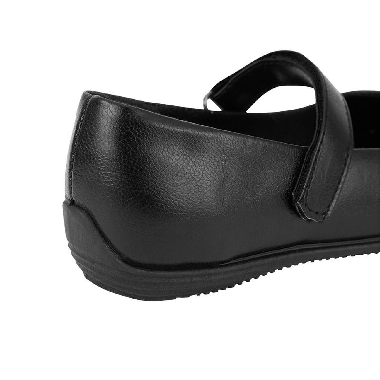 Young Original Junior Mary School Shoes, Black S21, hi-res image number null