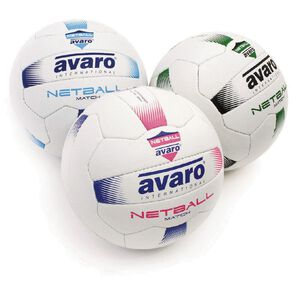 Avaro Netball Assorted Size 4