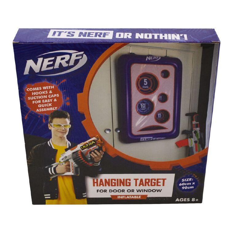 NERF Back Of Door Inflatable Target, , hi-res