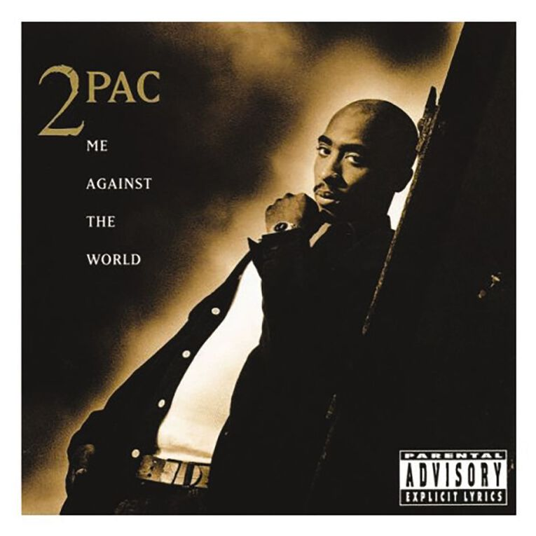 Me Against The World CD by 2 Pac 1Disc, , hi-res