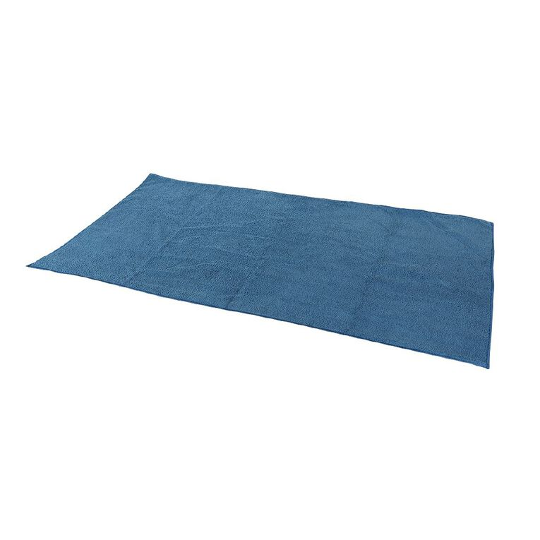 Active Intent Fitness Exercise Towel With Zip, , hi-res