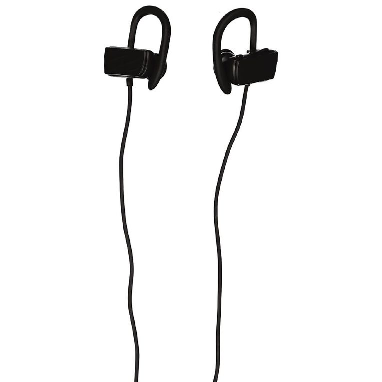 Active Intent Bluetooth Sports Hook Earbuds, , hi-res