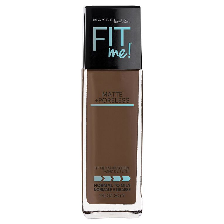 Maybelline Fit Me Matte & Poreless Liquid Foundation - Truffle 362, , hi-res