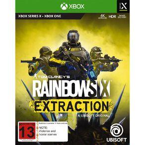 Xbox Series X Rainbow Six Extraction