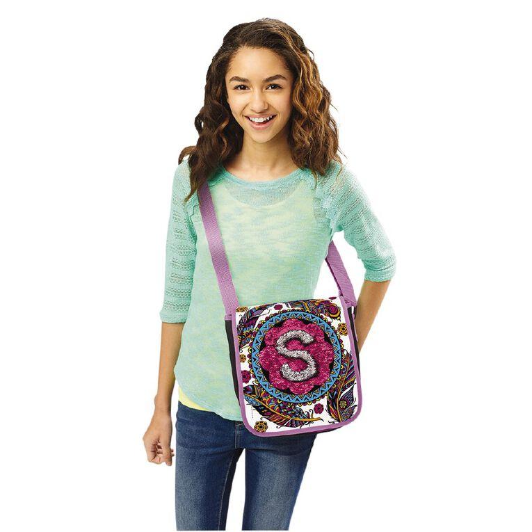 Shimmer n Sparkle Sequin Magic Messenger Bag, , hi-res