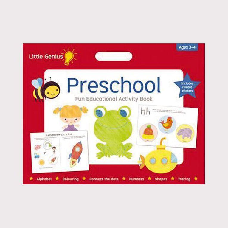 Little Genius Preschool Mega Pad, , hi-res