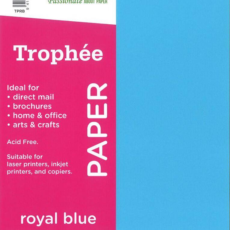 Trophee Paper 80gsm 30 Pack Royal Royal A4, , hi-res