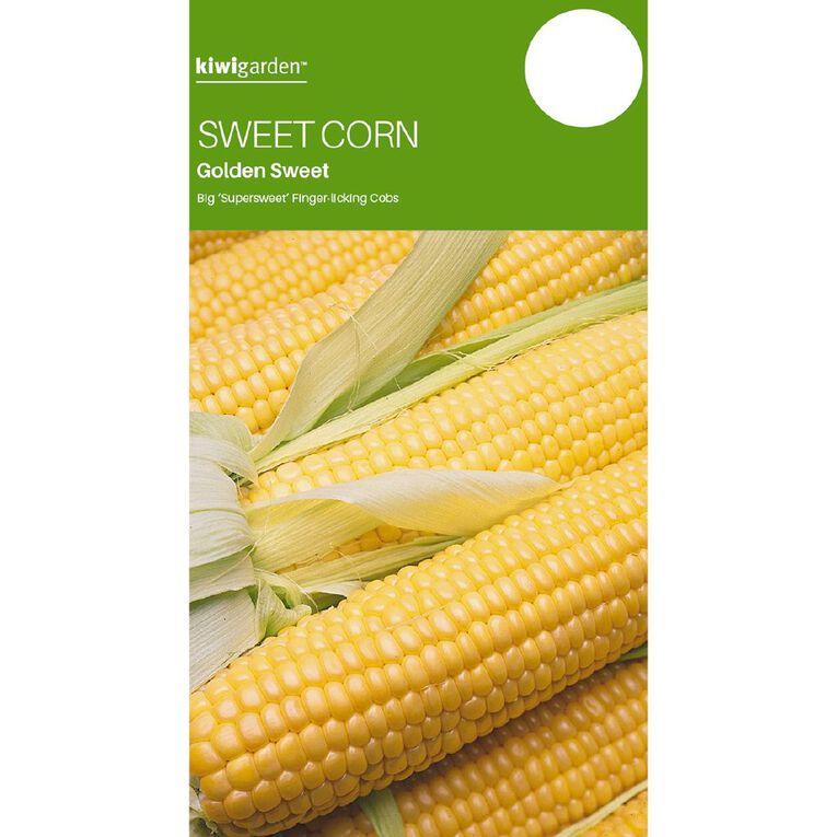 Kiwi Garden Sweetcorn Golden Sweet, , hi-res