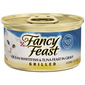 Fancy Feast Fancy Feast Ocean Whitefish & Tuna 85g