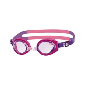 Zoggs Swimming Goggles Ripper Pink