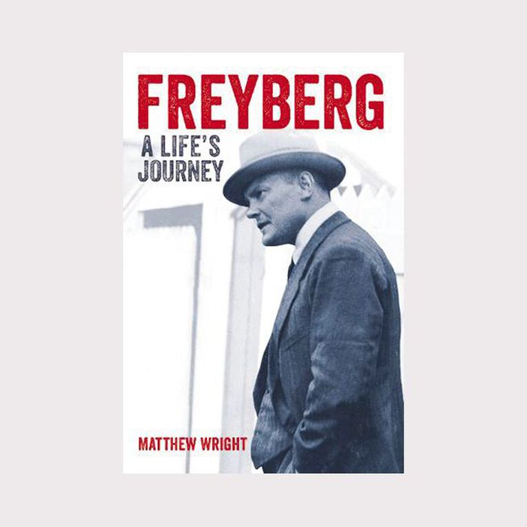 Freyberg by Matthew Wright, , hi-res image number null