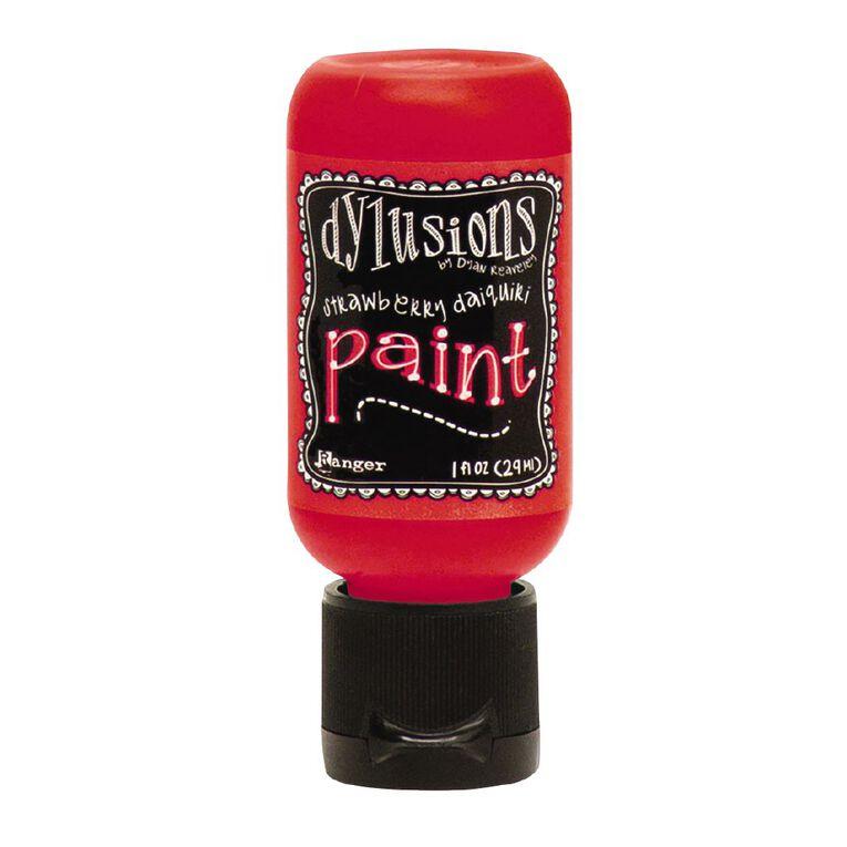 Ranger Dylusions Paint 1oz Strawberry Daiquiri, , hi-res