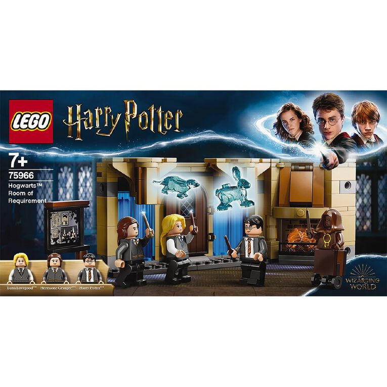 LEGO Harry Potter Hogwarts Room of Requirement 75966, , hi-res