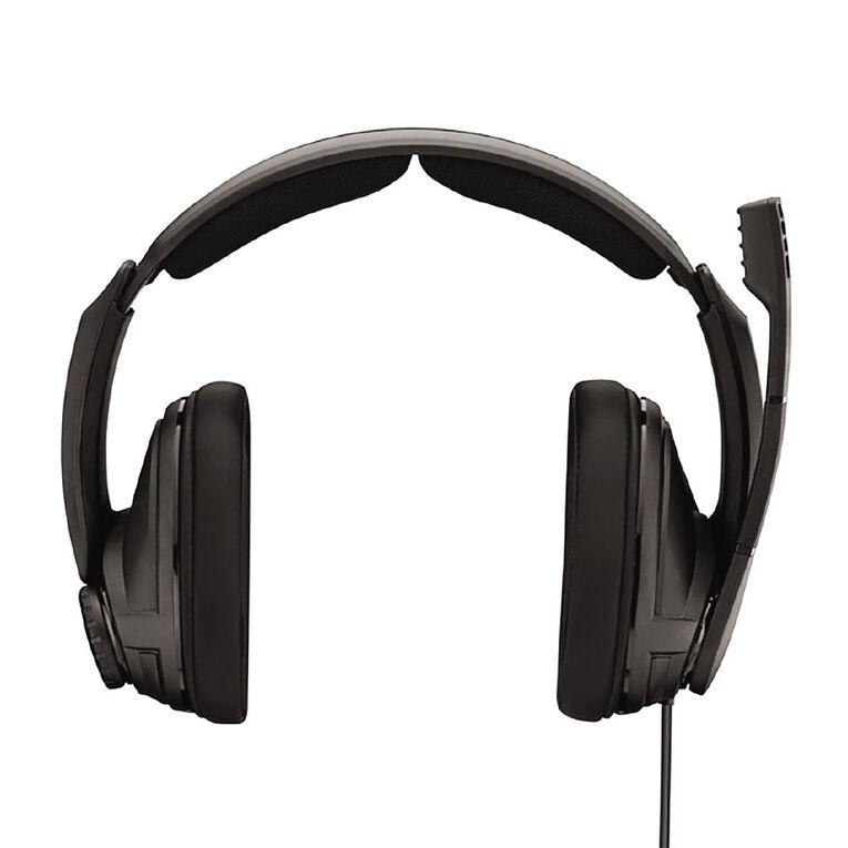 Sennheiser GSP 302 Multi-Platform Gaming Headset Black, , hi-res