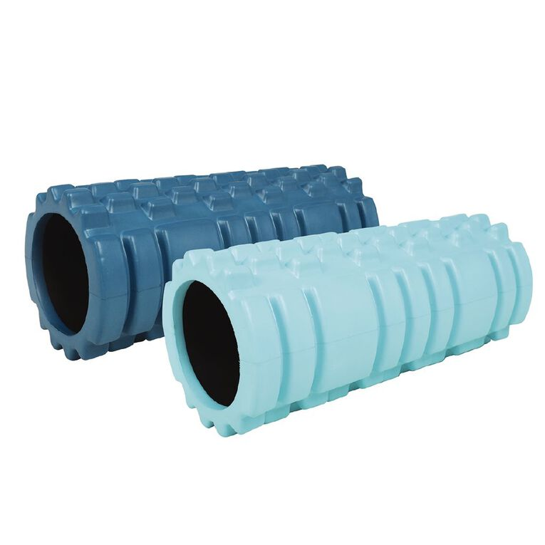 Active Intent Fitness Foam Roller 14 X 33cm Assorted, , hi-res
