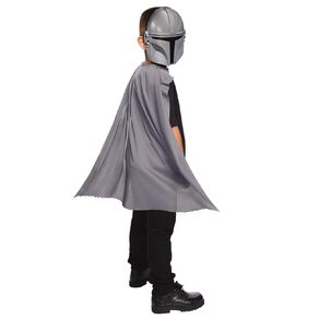 Star Wars Mandalorian Mask & Cape Set - Child
