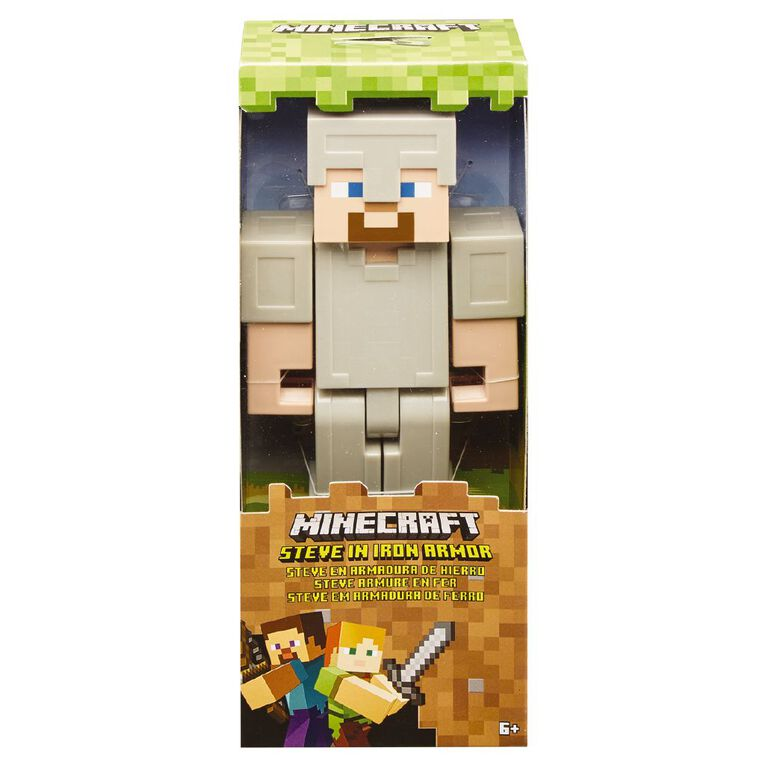 Minecraft 8.5 Inch Large Action Figure Assorted, , hi-res