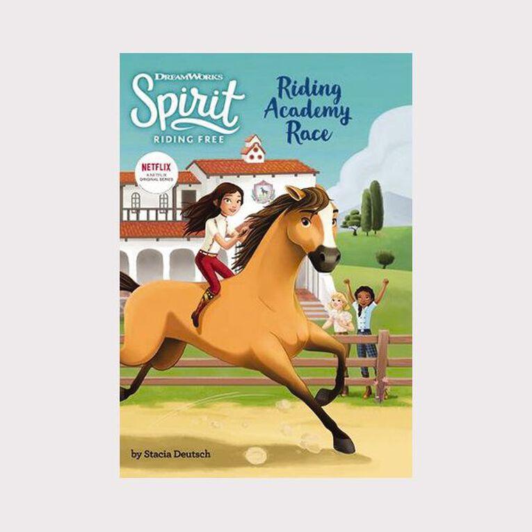DreamWorks Spirit Riding Free: Riding Academy Race by GM Berrow, , hi-res
