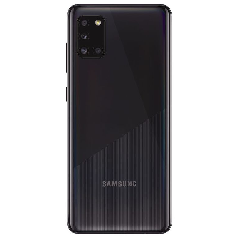 Spark Samsung Galaxy A31 Black, , hi-res