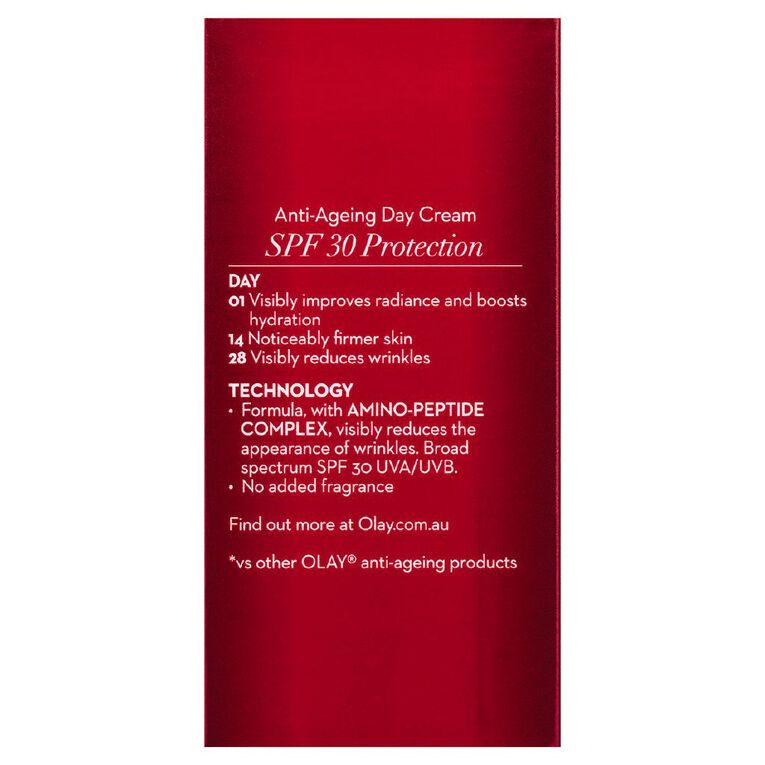 Olay Regenerist Micro-Sculpting UV Cream SPF30 50ml, , hi-res