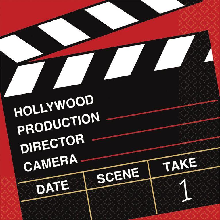 Amscan Directors Cut Lunch Napkins 36 Pack, , hi-res
