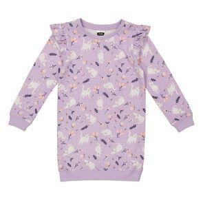 Young Original Flutter Sweater Dress