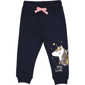 Young Original Toddler Sequin Trackpants