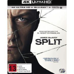 Split 4K Blu-ray 1Disc