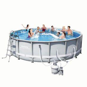 Bestway Power Steel Pool 16ft x 48 inch