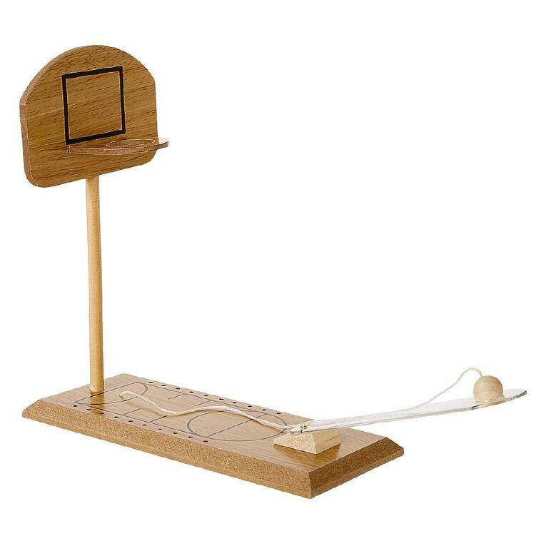 Retro Table Top Basketball Game, , hi-res