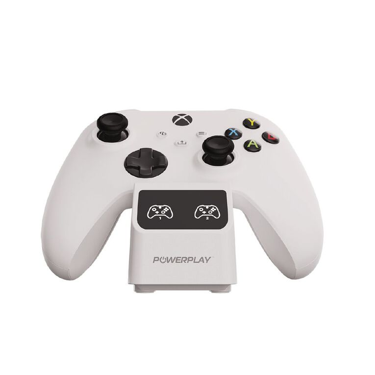 PowerPlay Xbox Series X l S Dual Charge Station, , hi-res