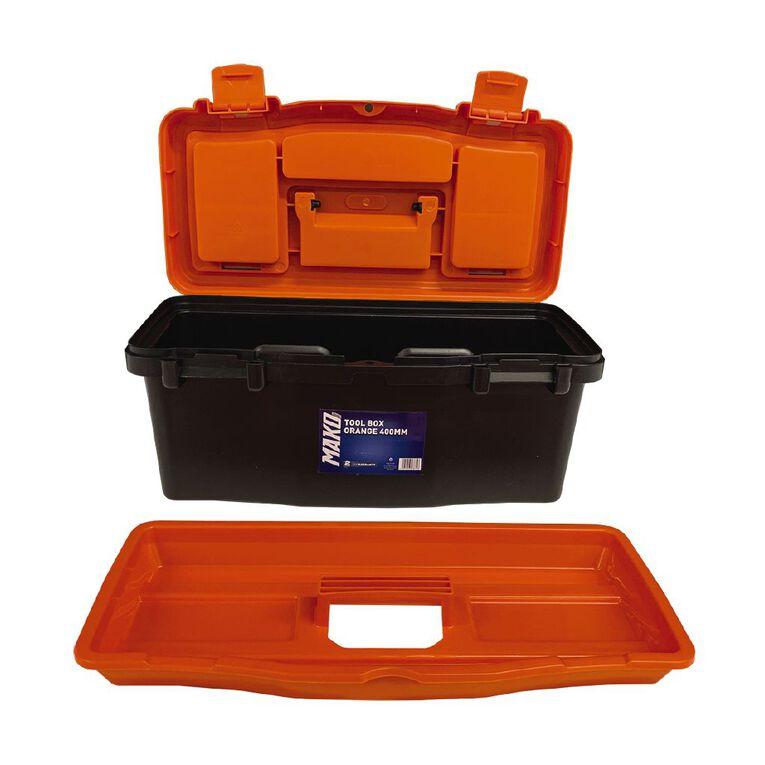 Toolbox Orange 40cm, , hi-res