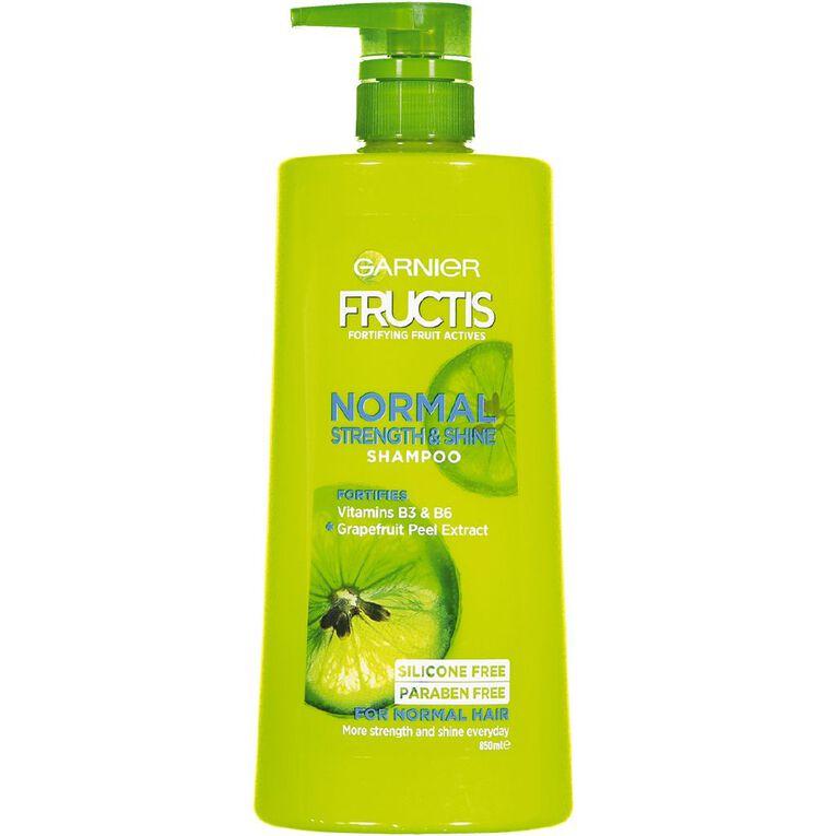 Garnier Fructis Normal Shampoo 850ml, , hi-res
