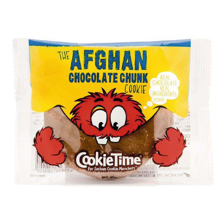 Cookie Time Chocolate Chunk Afghan, , hi-res
