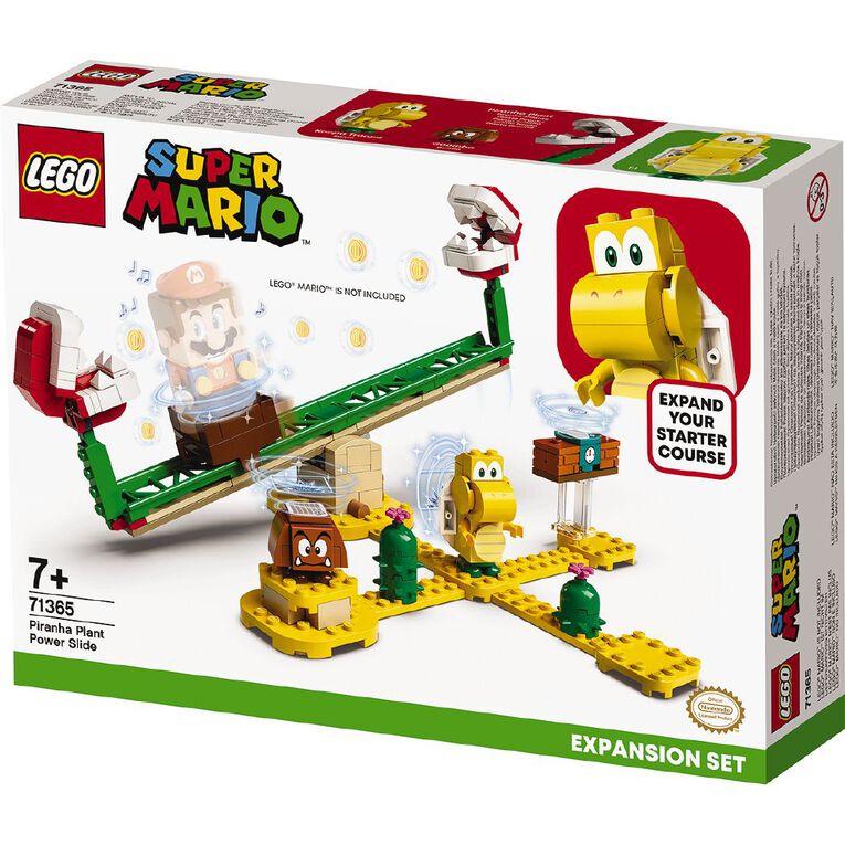 LEGO Super Mario Piranha Power Slide 71365, , hi-res