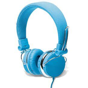 Tech.Inc Verve Headphones Neon Blue