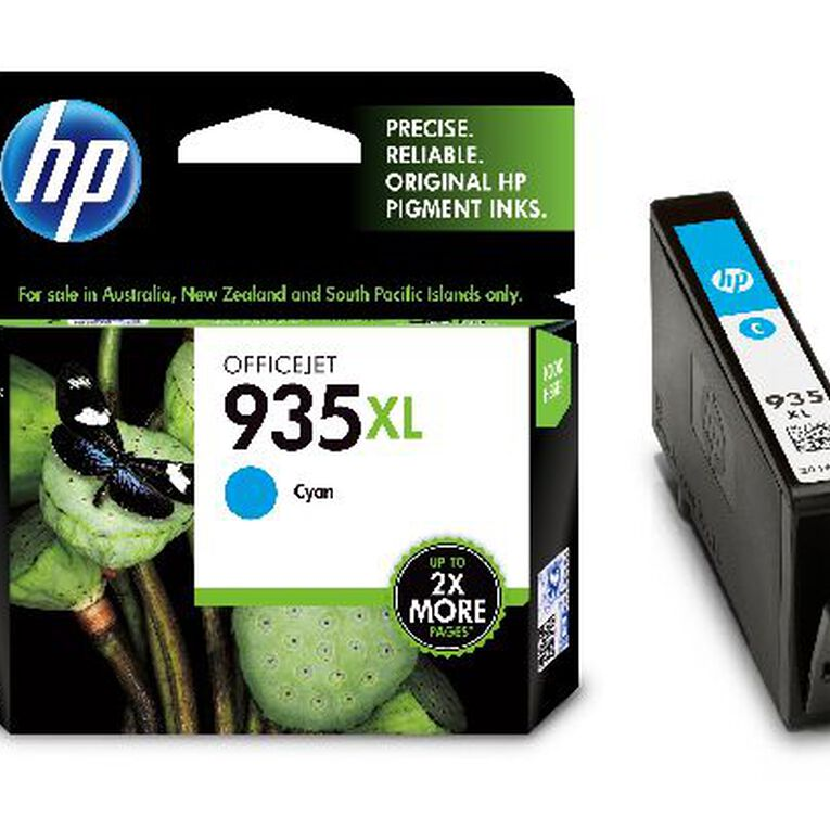 HP Ink 935XL Cyan (825 Pages), , hi-res