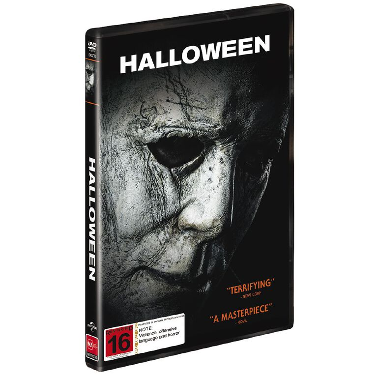 Halloween (2018) DVD 1Disc, , hi-res image number null
