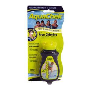 Aquachek Small Pool Test 4 in 1
