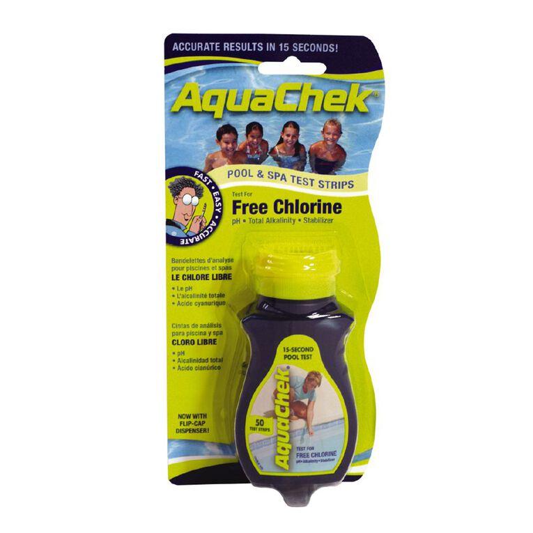 Aquachek Small Pool Test 4 in 1, , hi-res